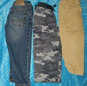 Boys size 2t pants